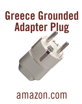 ADAPTER PLUG Greece