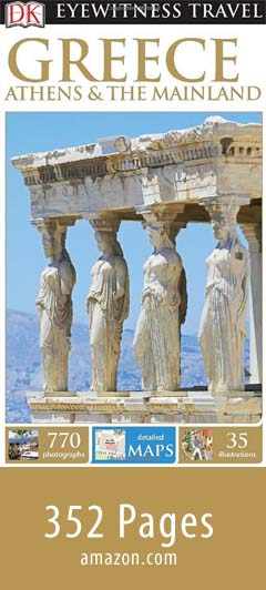 Athens Greece and Mainland
