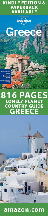 Lonely Planet Greece Guide Book eBook