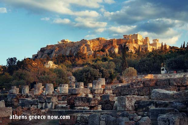 Acropolis Athens Greece