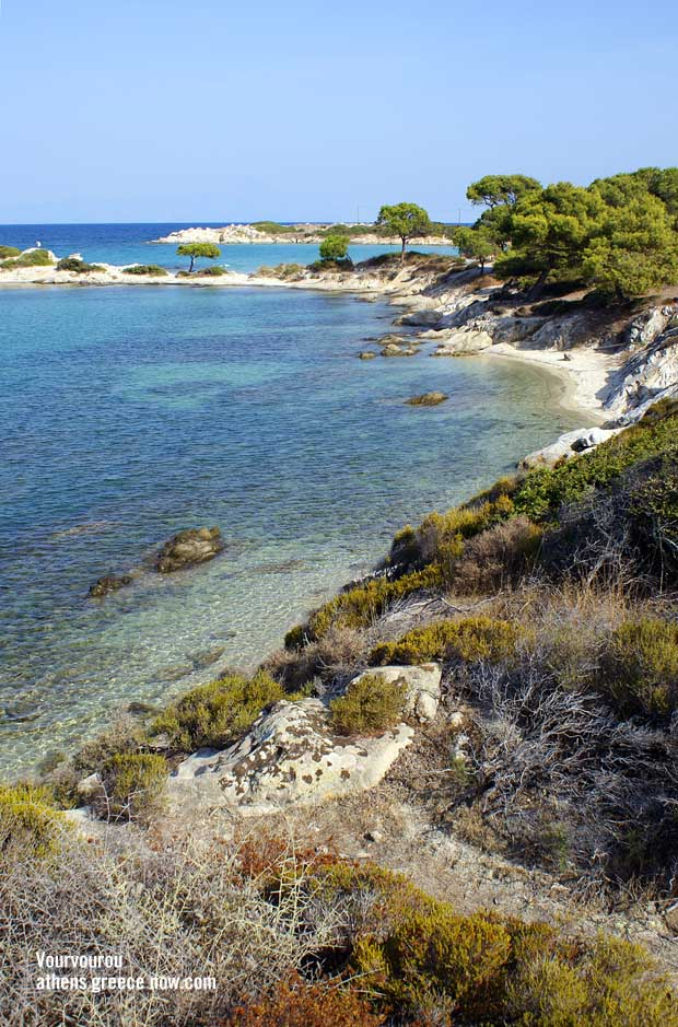 Vourvourou Sithonia Greece