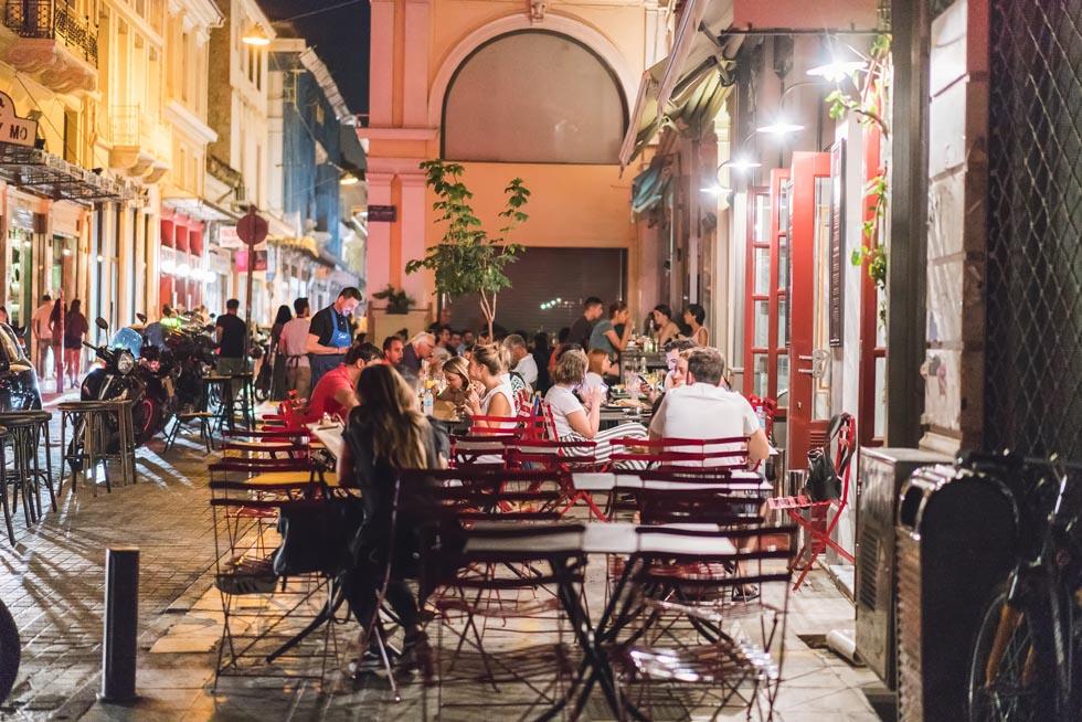 Greek Taverna Restaurant