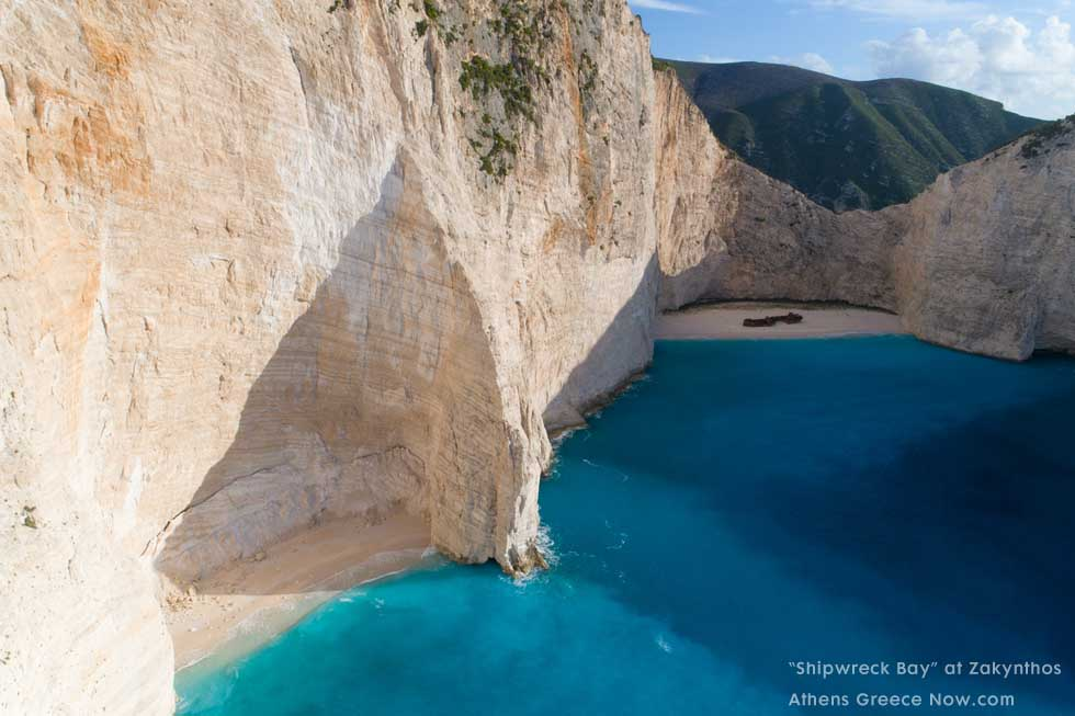 Zakynthos Island - Shipwreck Bay - Greece