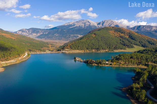 Lake Doxa Greece