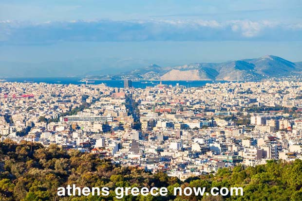 Athens and Pireas