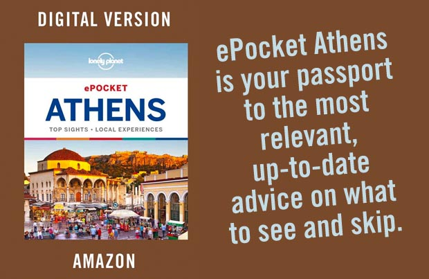 ePocket Guide Athens Greece