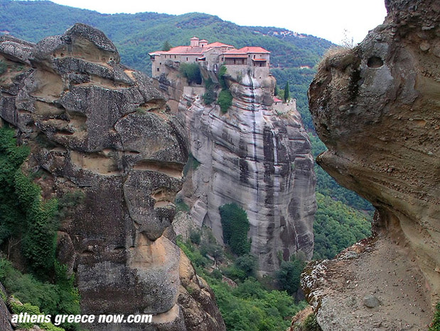 Meteora Thessaly Greece